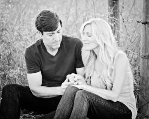 Bill & Kristi Praying