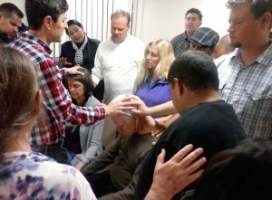 Prayer for Baja Christian Ministries